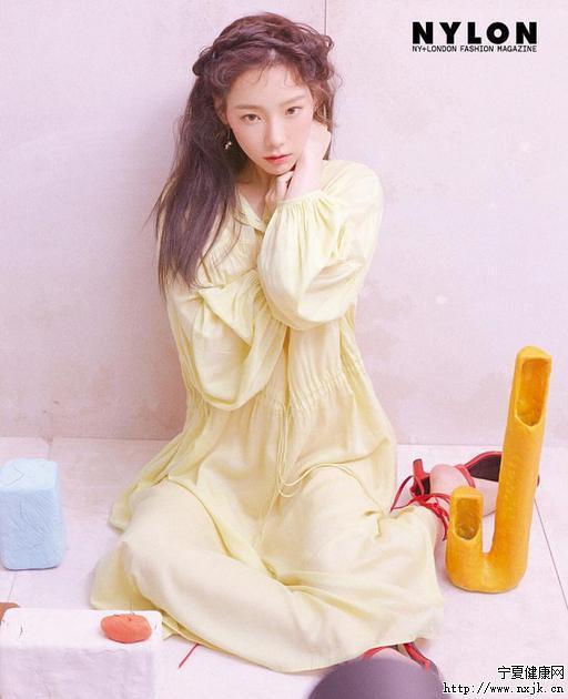 图片来源 ins nylonkorea