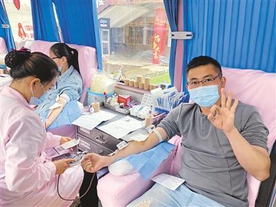 银川举办无偿献血爱心公益活动
